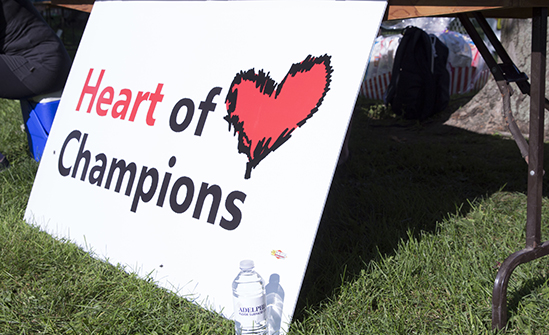 Heart of Champions Youth / Adult Softball Tournament